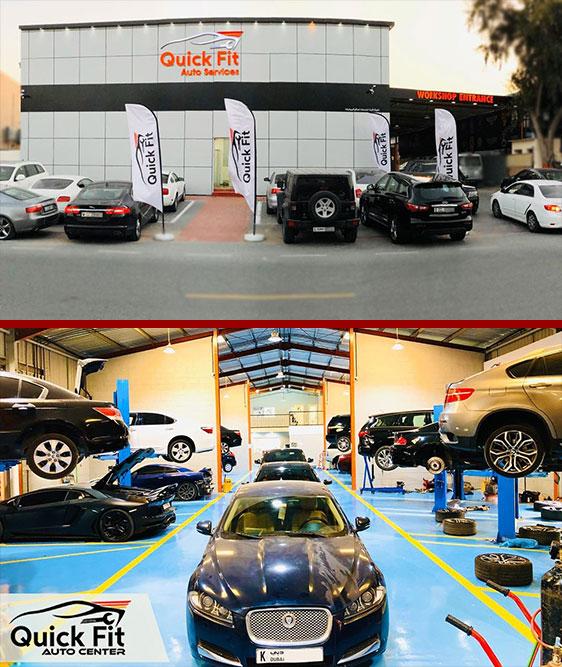 Quickfit Auto Center About