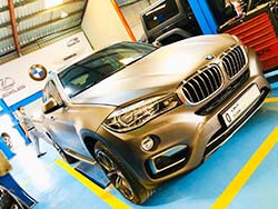 BMW X6 Is Here At Quick Fit For Alloygator Rim Protection
