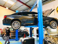 BMW Brakes Repair And Service At Quick Fit Auto Center