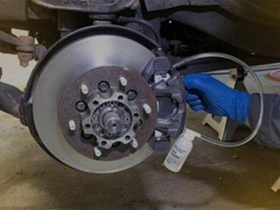 Brakes Oil Change