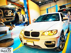 Brakes Repair And Service For BMW X6 At Quick Fit