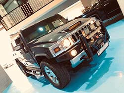 Hummer H2 Is Here At Quick Fit For Steering Repair And Service