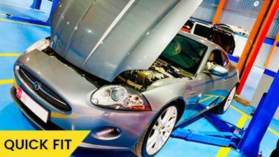 Jaguar XK Brakes Service Feature Img