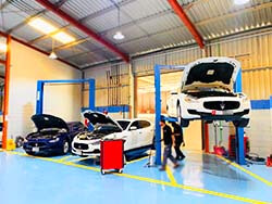 Servicing Different Maserati Models At Quick Fit