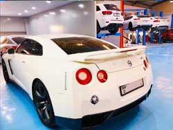 Nissan GTR Major Repair And Service At Quick Fit
