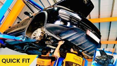 Porsche Cayenne Suspension Service