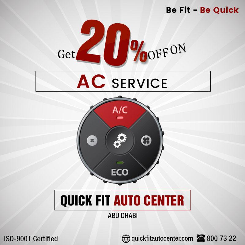QuickFitAutoCenter-AC-Service-Offer