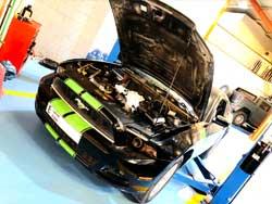 Best Mustang Workshop Abu Dhabi