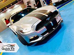 Mustang Service Abu Dhabi