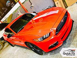 Mustang Repair Abu Dhabi