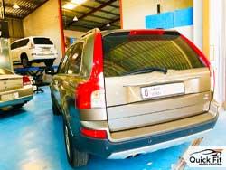 Volvo Workshop Abu Dhabi