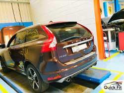 Best Volvo Workshop Abu Dhabi