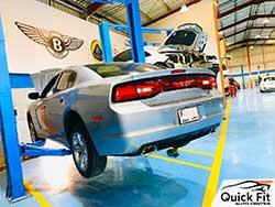 Dodge workshop Abu Dhabi