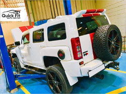 Engine Repair And Rebuild For Hummer H2 At Quick Fit Auto Center