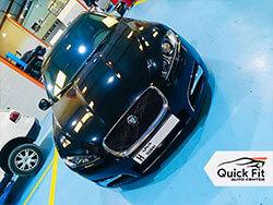 Jaguar Minor Service at Quick Fit Auto Center