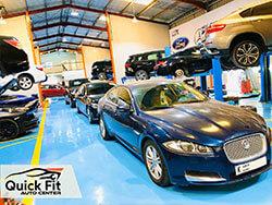 A Leading Jaguar Workshop for complete Jaguar Service