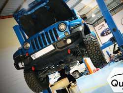 Best Jeep repair abu dhabi