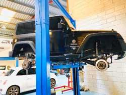 Dealer alternative jeep repair service