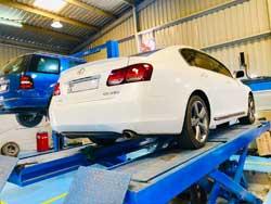 Lexus Tires Checkup Service at Quick Fit Auto Center