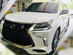 Lexus Auto Body Service at Quick Fit Auto Center