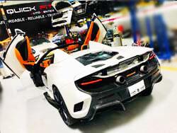 McLaren Minor Service at Quick Fit Auto Center