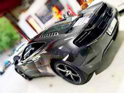 McLaren Tires Checkup and Minor Service