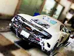 McLaren Auto Body Service at Quick Fit Auto Center