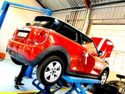 Mini Cooper Repair Abu Dhabi