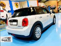 Best Mini Cooper repair Abu Dhabi
