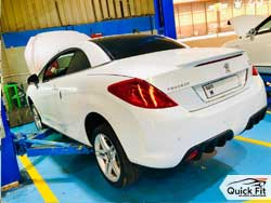 Dealer Alternative Peugeot service