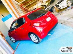 Peugeot service center abu dhabi