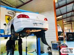 Peugeot service abu dhabi