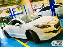 Best Peugeot workshop abu dhabi
