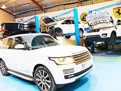 Engine Rebuild Range Rover 2017 At Quick Fit Auto Center