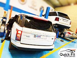 Different Range Rover Models Servicing At Quick Fit Auto Center