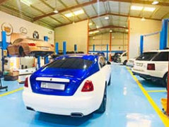 Servicing Rolls Royce, Bentley And Other Exotic Cars At Quick Fit
