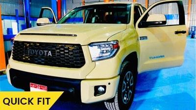 Toyota Tundra Brakes Service feature