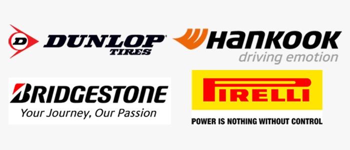 Tyres Brands Logo