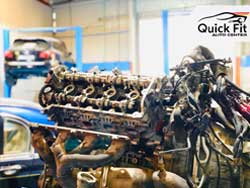 Complete Engine Rebuild Service at Quick Fit