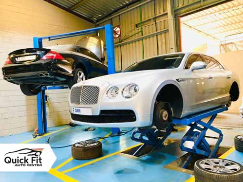 Bentley Visited for Electrical Repair Service