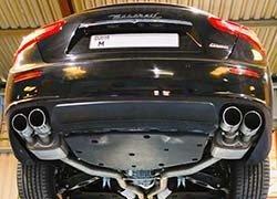 Servicing Maserati Ghibli At Quick Fit