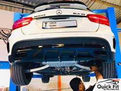 Mercedes Suspension Service at Quick Fit Auto Center