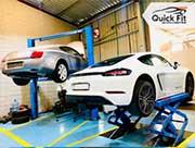 Quick Fit Autos Workshop