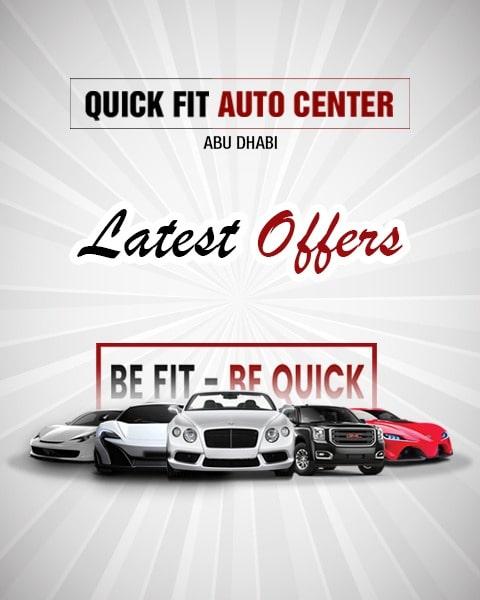 Car Repair Offers Abu Dhabi