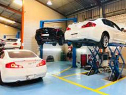Exotic Cars Suspension Problem Fixed at Quick Fit
