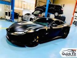 Ferrari Portofino 2020 For Minor Body Shop Work!