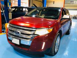 Ford Pre-purchase Inspection at Quick Fit Auto Center