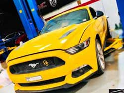 Ford General Maintenance Service at Quick Fit