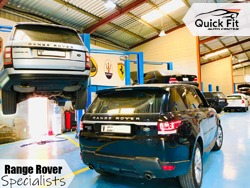 Range Rover Gearbox Specialists at Quick Fit Auto Center