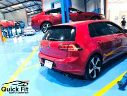 Volkswagen visited for Auto Detailing and Polishing